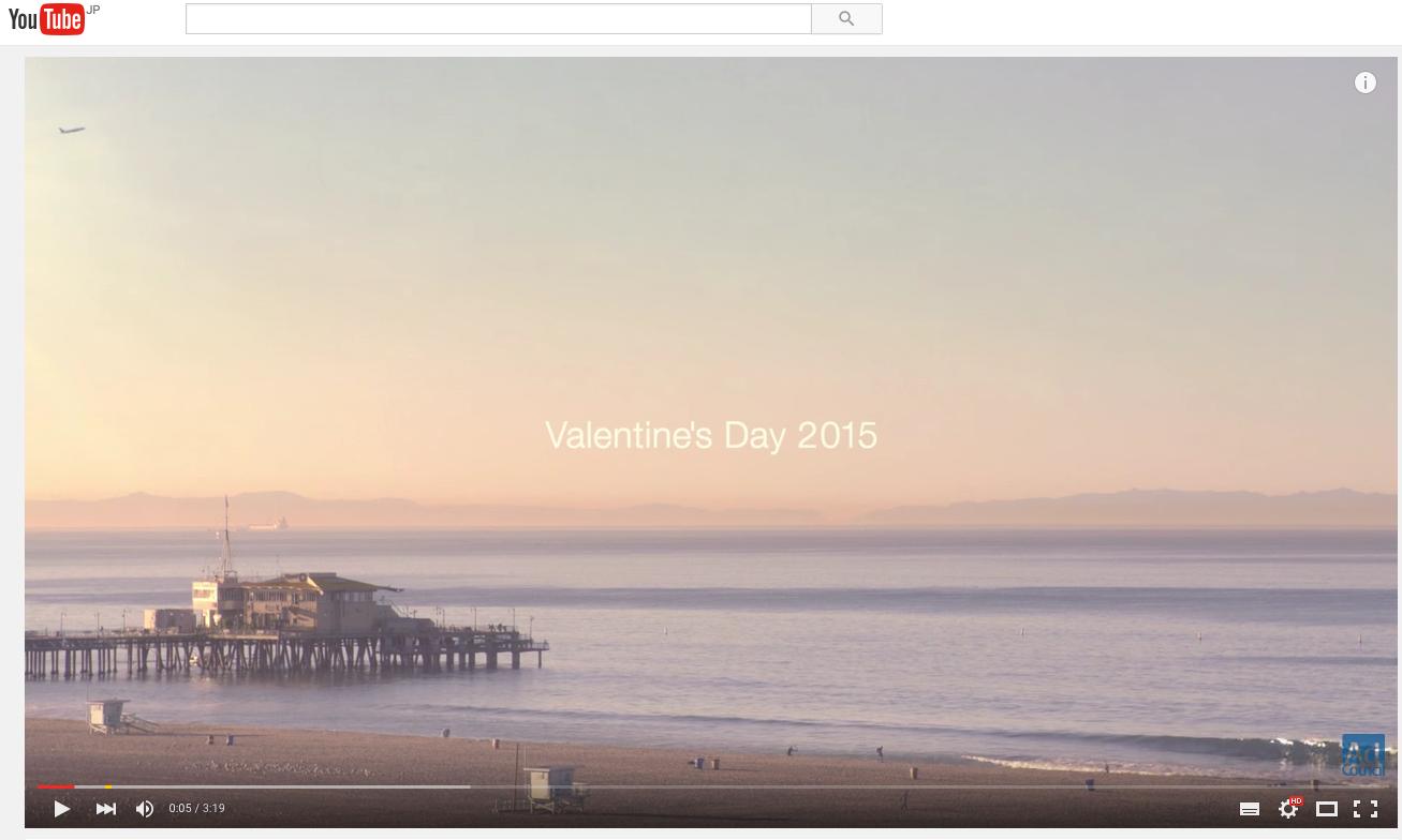 2015最も多くシェアされた動画