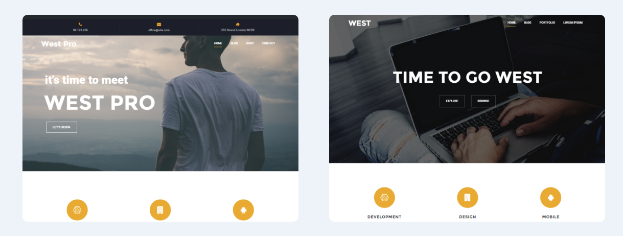 FREE & PREMIUM WORDPRESS THEMES