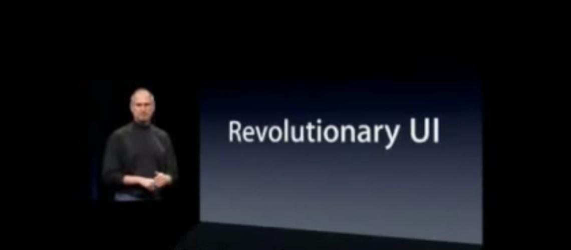 iphone誕生